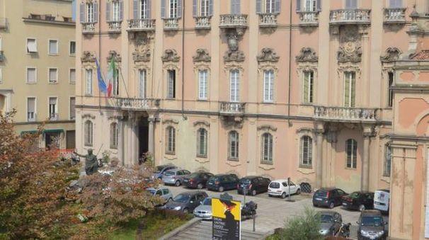 Palazzo Mezzabarba, sede del Comune di Pavia (Torres)