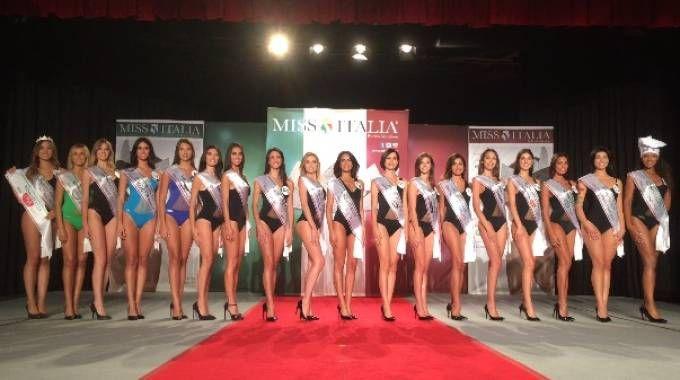 """Tutte le vincitrici dei titoli """"satellite"""" di Miss Italia"""