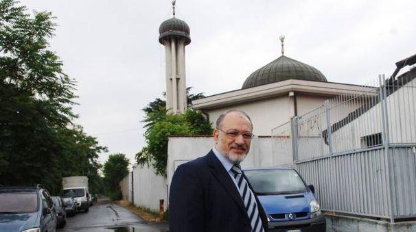Ali Abu Shwaima, leader della comunità islamica di Segrate
