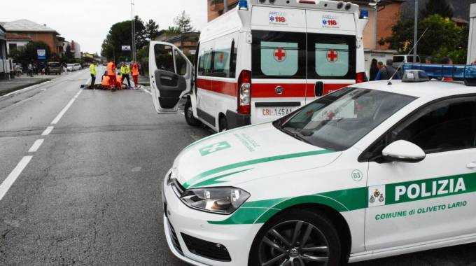 Tragico incidente a Valmadrera (Cardini)