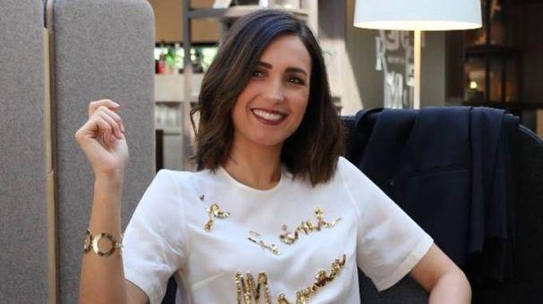 """Caterina Balivo, conduttrice storica di """"Detto Fatto"""""""