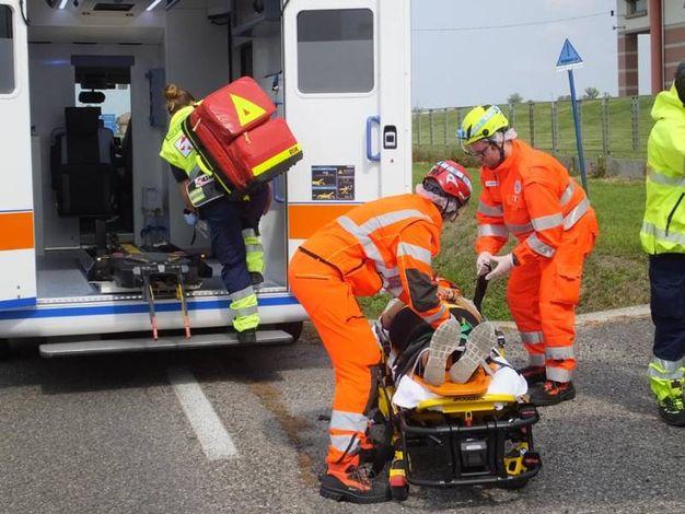 L'incidente a Poviglio