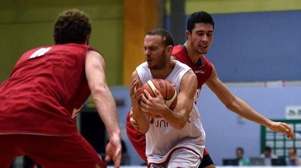 Yuval Naimy autore di 24 punti (foto Riccardo Fantini)