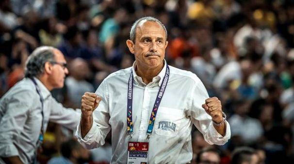 Ettore Messina (Foto FIBA)