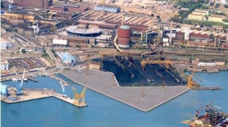 Il porto di Piombino