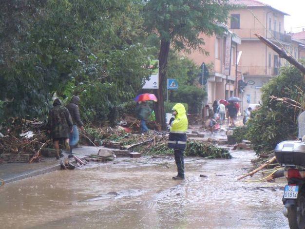 Nubifragio: almeno sette morti, danni e devastazioni a Livorno