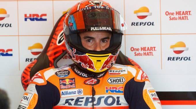 Marc Marquez (Lapresse)