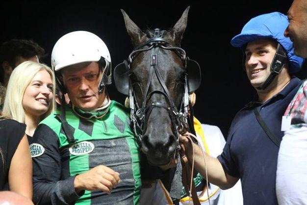 Timone Ek con Enrico Bellei (foto Ravaglia)
