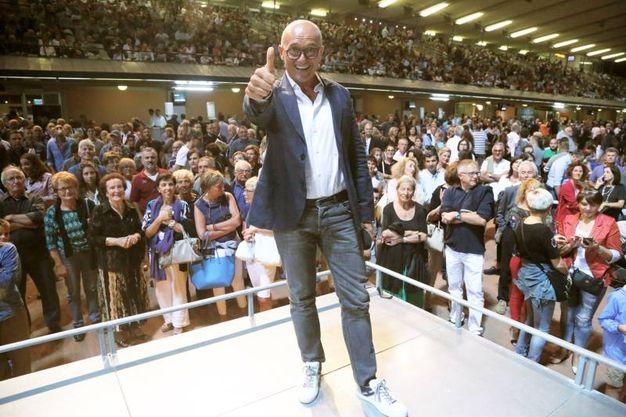 Alfonso Signorini foto Ravaglia)