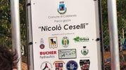 L'omaggio a Nicolò Ceselli