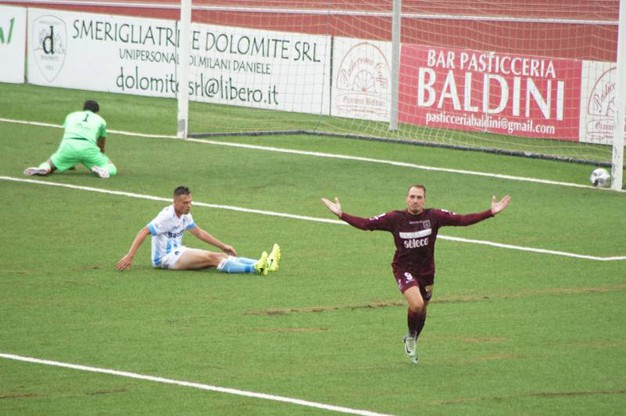 Pontedera-Giana Erminio (foto Sarah Esposito/Germogli)
