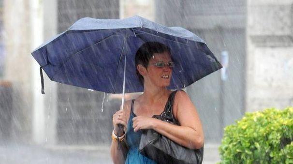 Domenica di pioggia in Umbria