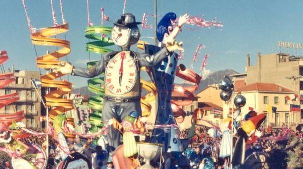 """""""La danza del tempo"""", secondo posto 1988 in Seconda categoria"""