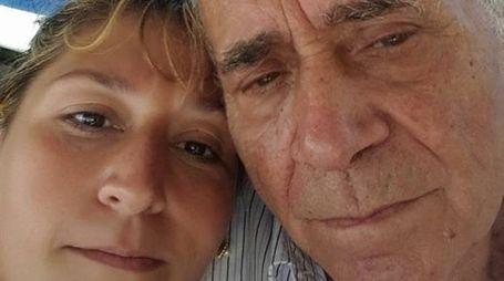 Mario Lugari e Michela Quirini