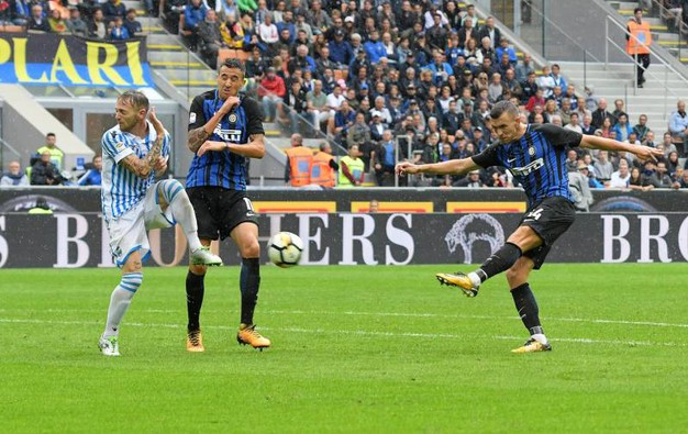 Inter-Spal 2-0, Perisic (Alive)