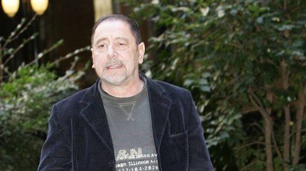Luigi Burruano, morto a 69 anni a Palermo (Ansa)