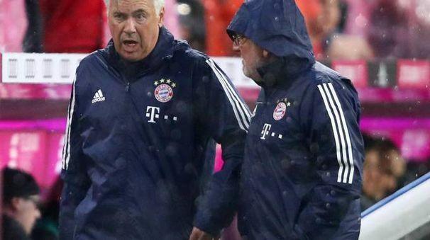 Carlo Ancelotti, allenatore Bayern Monaco