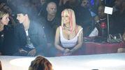 Nicki Minaj assiste alla sfilata