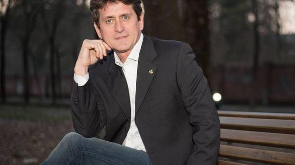 Il sindaco Rocchi