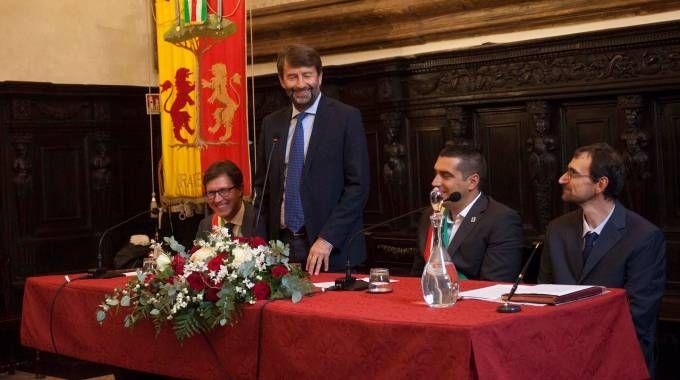 CELEBRAZIONI Franceschini a Ravenna
