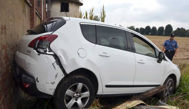 Incidente a Codogno (Gazzola)