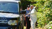 Il cadavere è stato scoperto in un orto in uso all'amico di famiglia 64enne fermato con l'accusa di omicidio (Newpress)