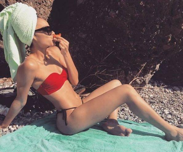 Mikaela Neaze Silva (Instagram)