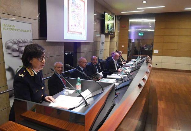 Piera Romagnosi, dirigente del compartimento Polstrada (fotoschicchi)