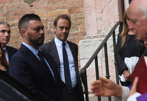 Presente anche il direttore del Resto del Carlino - Quotidiano Nazionale Andrea Cangini (foto Schicchi)