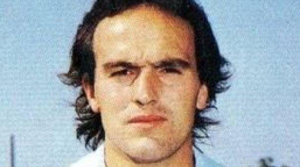 Angelo Cupini quando giocava nella Lazio