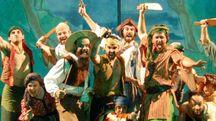Sandokan, uno degli spettacoli in programma al teatro Testoni di Bologna