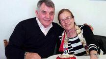 Giuseppe Agodi e Lorenza Frigatti, avvelenati da un risotto (Ansa/Facebook)