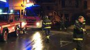 Vigili del fuoco a Porto Santo Stefano