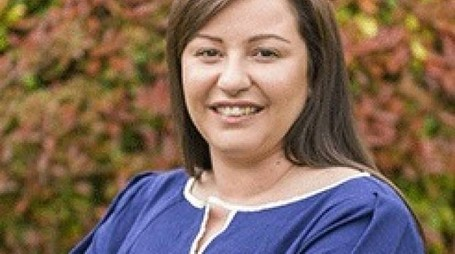 Il sindaco di Calcinato Marika Legati