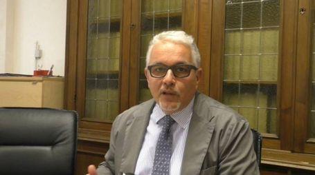 L'assessore alle politiche sociali del comune di Montevarchi Stefano Tassi