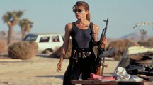 Linda Hamilton in 'Terminator 2' – Foto: TriStar Pictures