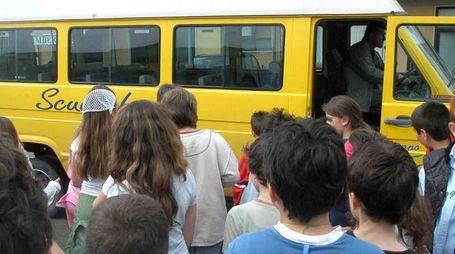 Tanta paura per i piccoli passeggeri (foto d'archivio)