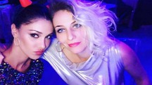 Belen con Francesca Bonfanti (Instagram)