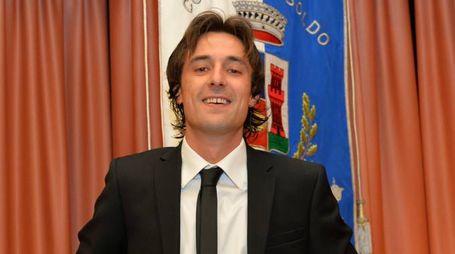 Il sindaco di Uboldo Lorenzo Guzzetti