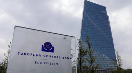 La Banca centrale europea (Ansa)