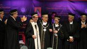 Laurea honoris causa per il Dalai Lama (foto Valtriani)