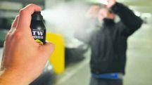 Spray al peperoncino