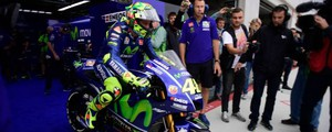 MotoGp Aragon 2017, Rossi torna in sella (Afp)
