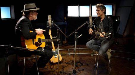 Francesco De Gregori e Luciano Ligabue, protagonisti dei concerti in programma a ottobre
