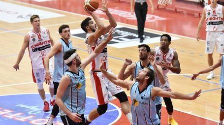 Legnano Basket Knights vs Basket Lecco (Studiosally)