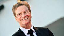 L'attore Colin Firth (Ansa)