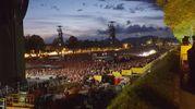Lucca, attesa per il concerto dei Rolling Stones. Tutto pronto