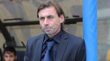 L'allenatore del Pisa Carmine Gautieri