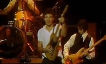 Bruce Springsteen in concerto a Houston nel 1978 (da youtube)