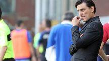 Vincenzo Montella torna a commentare la sconfitta di ieri